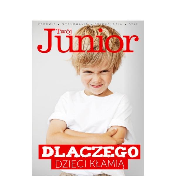 Twój Junior. Dlaczego dzieci kłamią
